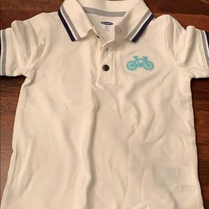 Other - Old Navy like new only used once 4T polo